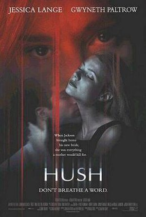Hush (1998 film) - Theatrical release poster