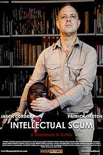 <i>Intellectual Scum</i> 2015 film by Njue Kevin