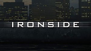 Ironside (2013 TV series) - Image: Ironside NBC