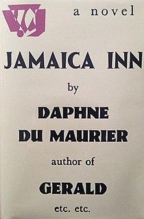 <i>Jamaica Inn</i> (novel) 1936 novel by Daphne du Maurier