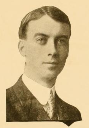 James S. Ditty - James S. Ditty from the book The Cartoon; A Reference Book of Seattle's Successful Men. Ditty did photoengraving for the book, which was published by his friend Frank Calvert.