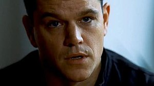Jason Bourne - Matt Damon portraying Jason Bourne