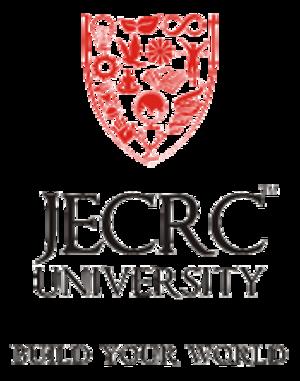 JECRC University - JU logo