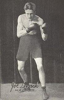 Joe Lynch (boxer) American boxer