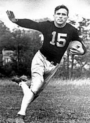 John McNally (American football) - Image: John Mc Nally