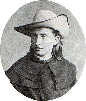Josephine Meeker - Photograph of Josephine Meeker