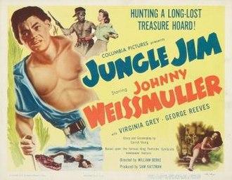 Jungle Jim (film) - Film Poster
