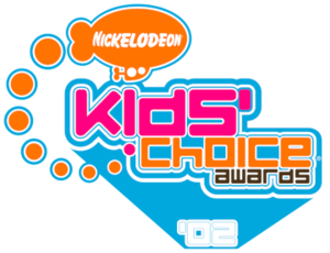 2002 Kids' Choice Awards - Image: KCA 2002 logo