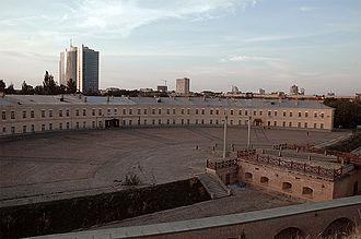 Kiev Fortress - Image: Kiev fortress 003 SHCH