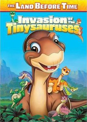 The Land Before Time XI: Invasion of the Tinysauruses - Image: LBT IT