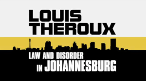 Law and Disorder in Johannesburg - Image: Law and Disorder in Johannesburg