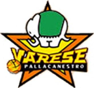 Pallacanestro Varese - Image: Logo Varese