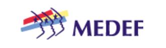 Mouvement des Entreprises de France - Image: Logo medef