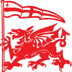 London Welsh RFC - Image: London welsh badge