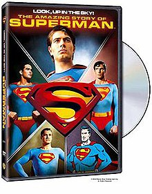 Look, Up in the Sky - The Amazing Story of Superman, DVD boxart.jpg