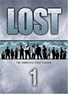 <i>Lost</i> (season 1) season of television series