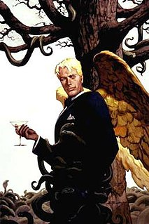 Lucifer (DC Comics) Superhero appearing in DC Comics
