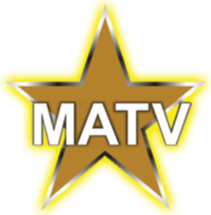 Midlands Asian Television - Image: MATV National logo