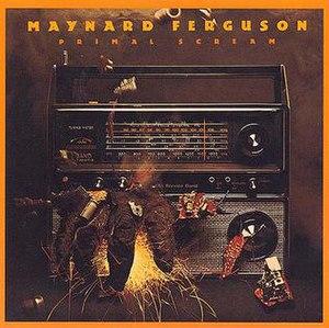 Primal Scream (Maynard Ferguson album) - Image: MF Primal Scream