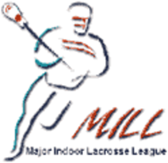 National Lacrosse League - MILL logo