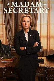<i>Madam Secretary</i> (season 5) Season of television series