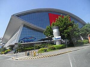 2016 FIBA World Olympic Qualifying Tournament – Manila - Image: Mall of Asia Aug 2015