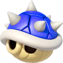 Blue shell - Wikipedia