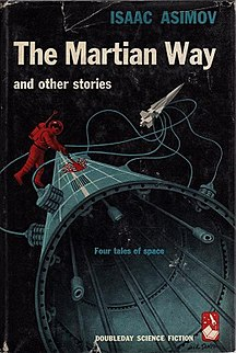 <i>The Martian Way and Other Stories</i> book