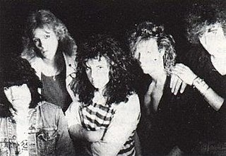 Mistrust (band) Heavy metal music group