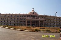 Mini Vidhana Soudha,-Almost full view.