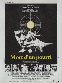 <i>Death of a Corrupt Man</i> 1977 film by Georges Lautner