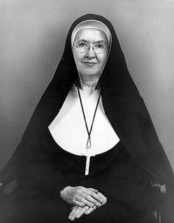 Marie Helene Franey educator and Catholic leader from the USA