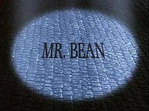 Mr. Bean - Image: Mr. bean title card