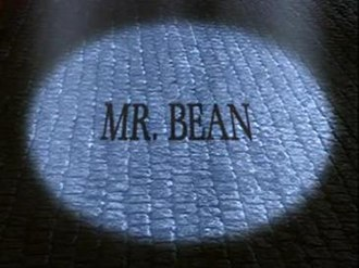 Mr. Bean - Image: Mr. bean title card