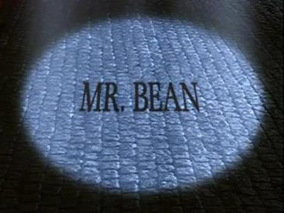 Picture of a TV show: Mr. Bean