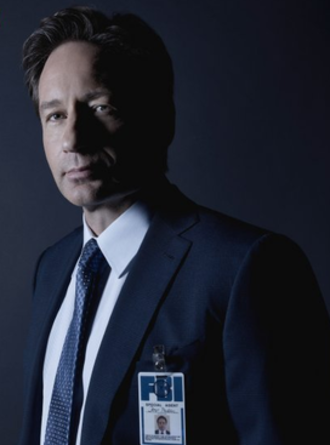 Fox Mulder - Image: Mulder 2016