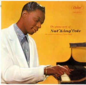 The Piano Style of Nat King Cole - Image: Natstyle