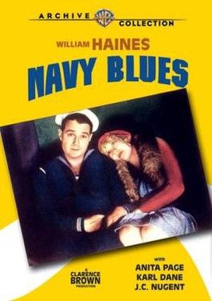 Navy Blues (1929 film) - Image: Navy Blues Film Poster