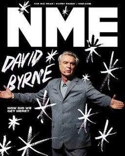 <i>NME</i> British music journalism website and former magazine