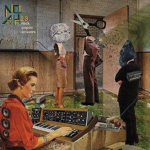 Rock Paper Scissors (album) - Image: Noah 23 rockpaperscissors