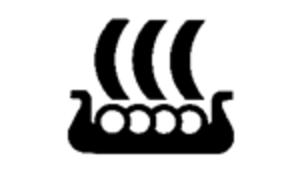 Norsk Transport - Image: Norsk Hydro logo 1972 90