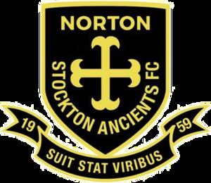 Norton & Stockton Ancients F.C. - Image: Norton Stockton Ancients F.C. logo