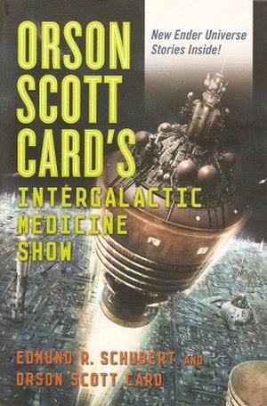 Orson Scott Card's InterGalactic Medicine Show - Image: OSCIGMS
