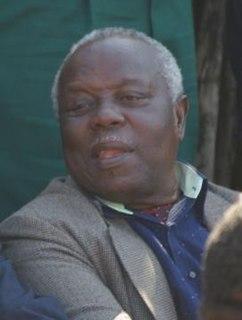 Obed Dlamini Swazi politician