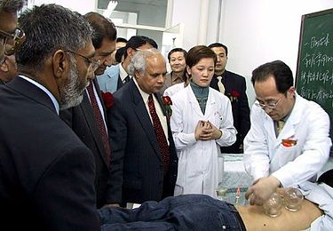 PMDC officials visit to Xinjiang Medical University PMDC delegation2.jpg
