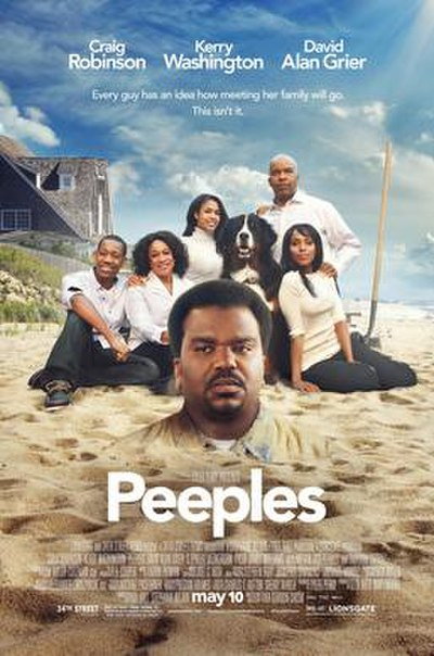 Picture of a movie: Peeples