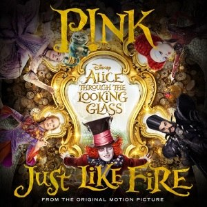 Just like Fire - Image: Pink Just Like Fire Official Cover