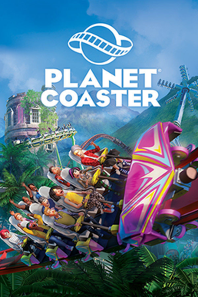 Picture of a game: Planet Coaster