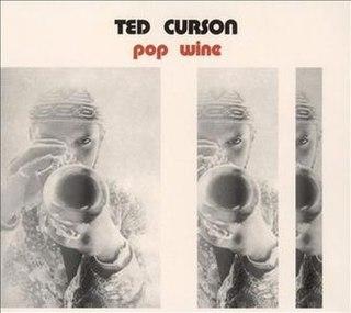 <i>Pop Wine</i> album by Ted Curson