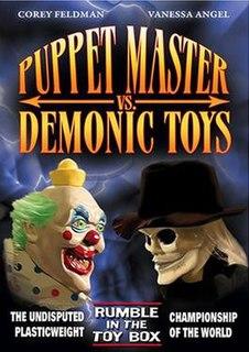 <i>Puppet Master vs Demonic Toys</i>